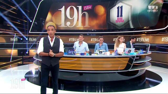 19H Live : démarrage difficile pour la nouvelle émission de Nikos Aliagas sur TF1
