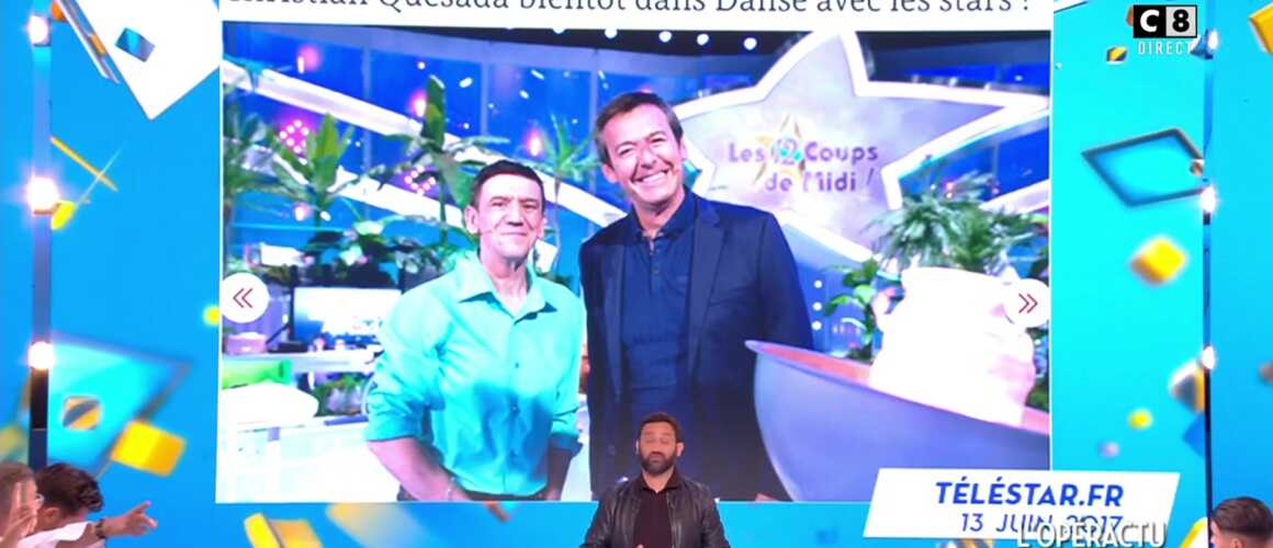 Christian des douze coups de midi futur candidat de danse avec les stars video - Casting douze coups de midi ...