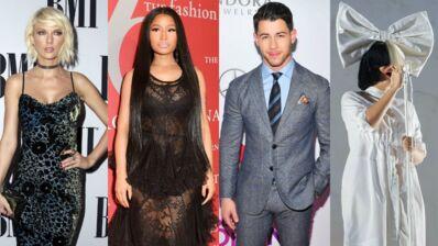 Taylor Swift, Nicky Minaj, Nick Jonas, Sia… Il y a du lourd sur la BO de 50 nuances plus sombres (VIDEO)