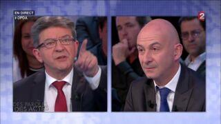 Echange tendu avec Jean-Luc Mélenchon dans DPDA : François Lenglet revient sur ses propos