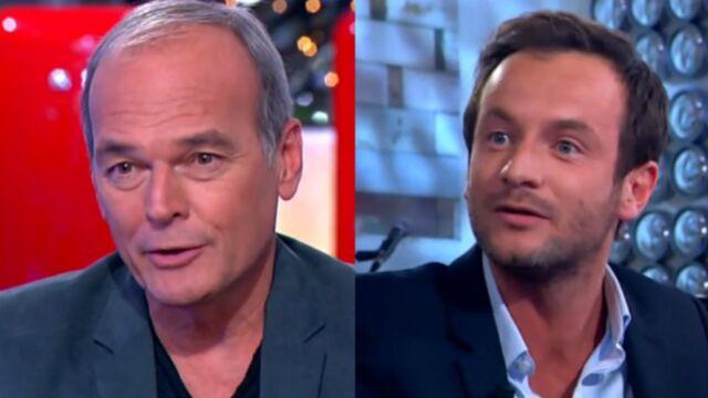 C à vous : Laurent Baffie règle ses comptes en direct avec Jérémy Michalak (VIDEO)