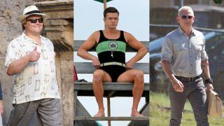 Justin Timberlake en maillot de bain vintage, Daniel Craig blond péroxydé… Les stars en plein tournage ! (28 PHOTOS)