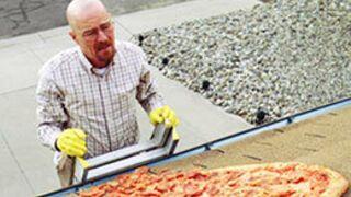 Breaking Bad : la maison de Walter White victime d'un lancer de pizzas