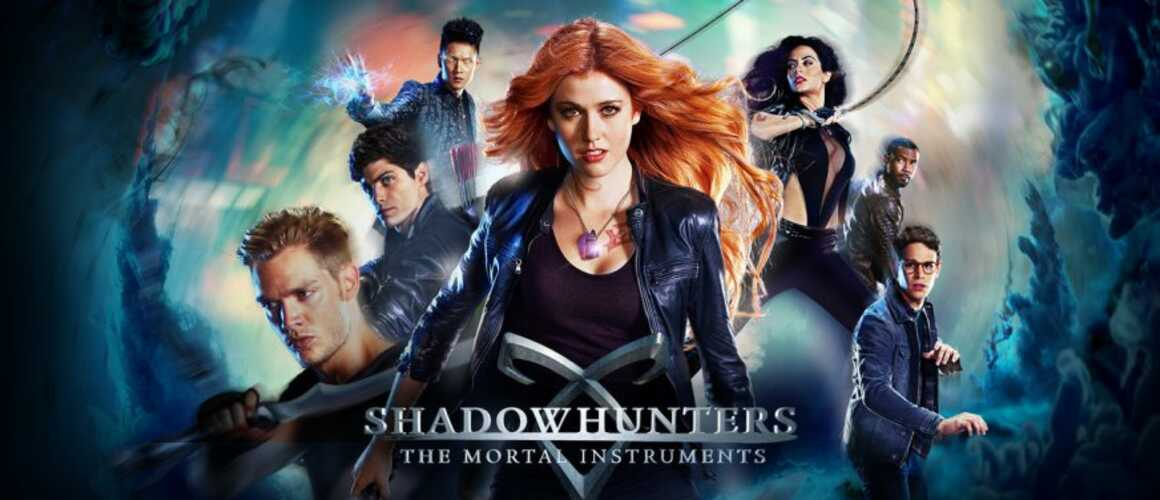 Serie Shadowhunters
