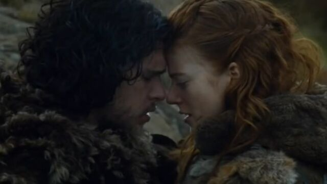 Kit Harington et Rose Leslie (Game of Thrones) s'aiment en vrai !