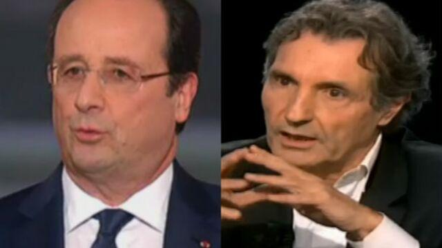 BFMTV : François Hollande chez Jean-Jacques Bourdin mardi 6 mai