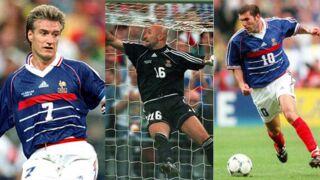 France 98 : que sont devenus les champions du monde de 1998 ? (46 PHOTOS)