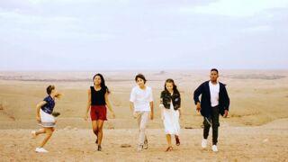 Les Kids United au Maroc dans le clip de Tout le bonheur du monde (VIDEO)