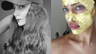 Instagram : Nouvelle coupe pour Shy'm, Irina Shayk recouverte d'or... (38 PHOTOS)