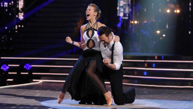 Première place pour la finale de Danse avec les stars