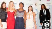 Eva Longoria, Caroline Wozniacki, Marion Bartoli... réunies par Serena Williams au Game-Set-Match Gala (13 PHOTOS)