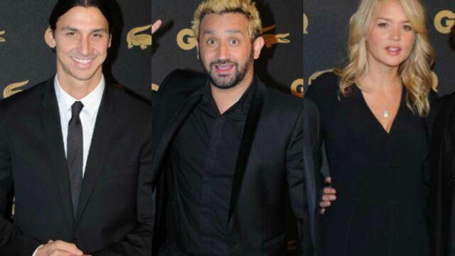 Zlatan Ibrahimovic, Cyril Hanouna, Virgine Efira... découvrez les personnalités de l'année élues par GQ (PHOTOS)