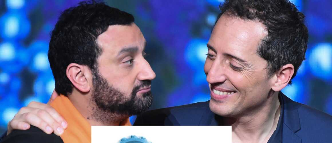 cyril hanouna et gad elmaleh dans la deuxi me saison de top gear france. Black Bedroom Furniture Sets. Home Design Ideas