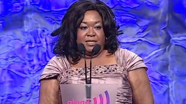 Shonda Rhimes (Grey's Anatomy) honorée par une organisation homosexuelle américaine