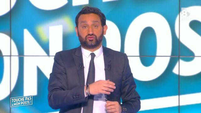 """Cyril Hanouna annonce qu'il arrêtera la télé dans """"trois ou quatre ans"""""""