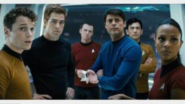 Le teaser de Star Trek en ligne