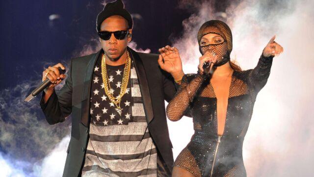 Beyoncé : c'est parti pour le show ! (PHOTOS)