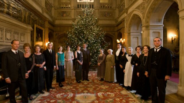 Surprise : un membre de la famille royale va visiter Downton Abbey