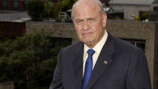 Fred D. Thompson (New York Police Judiciaire) est décédé