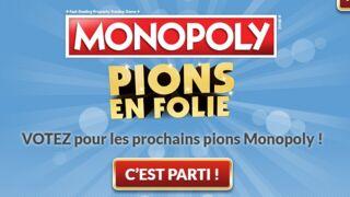 Votez pour les prochains pions du Monopoly !