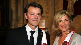 Michèle Laroque et François Baroin, un couple très discret à l'assaut de la présidence ?