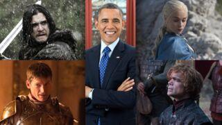 Game of Thrones : le personnage préféré de Barack Obama est…