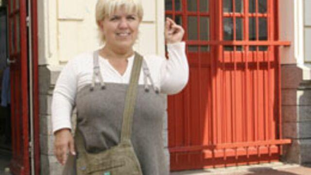 Mimie Mathy, ange gardien de TF1
