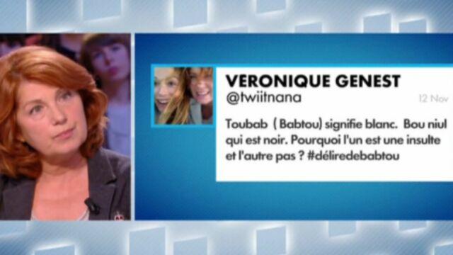 Racisme : Véronique Genest dérape encore (VIDEO)