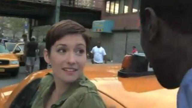 Premières images du tournage de Taxi : Brooklyn prochainement sur TF1 (VIDEO)