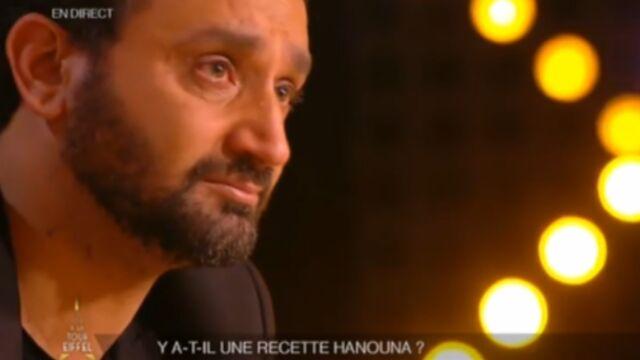 Pourquoi Cyril Hanouna a-t-il fondu en larmes chez Alessandra Sublet ? (VIDEO)