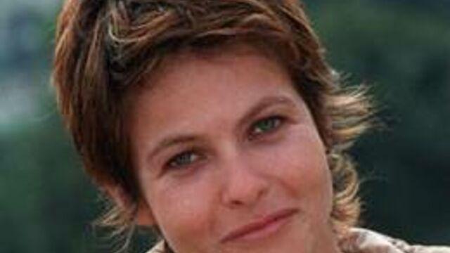 Charlotte Valandrey joue son propre rôle pour France 3