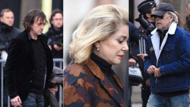Intense émotion aux obsèques de Michel Delpech (PHOTOS)