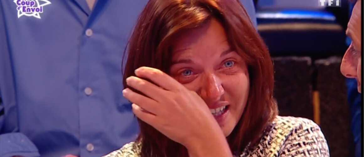 La femme d 39 un candidat des 12 coups de midi finit en pleurs le zapping - Matthieu 12 coups de midi ...