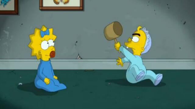 W9 va diffuser le court métrage des Simpson nommé aux Oscars