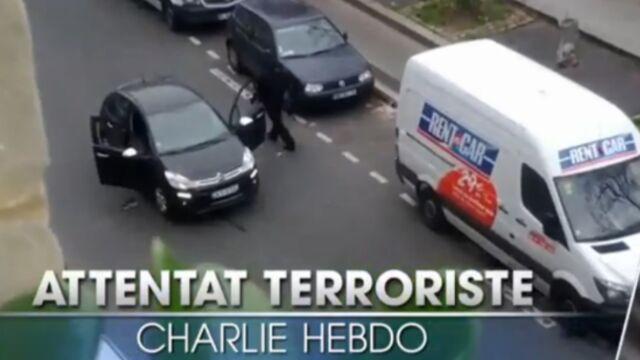 Attentat à Charlie Hebdo : les JT extrêmement suivis