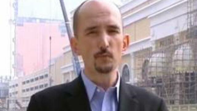Pascal Golomer directeur de la rédaction nationale de France 3