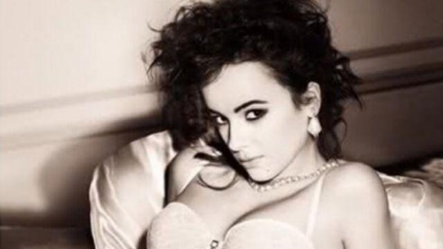 L'hommage sexy d'Alizée à Madonna