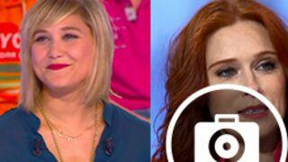 Looks à la télé : Bérengère Krief transparente, Audrey Fleurot très rose (25 PHOTOS)