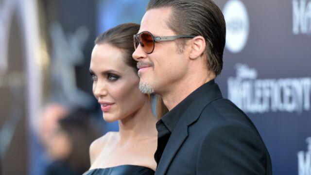 Angelina Jolie et Brad Pitt enfin mariés !
