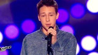 The Voice Kids : Jacob, le Justin Bieber québécois séduit Jenifer (VIDEO)
