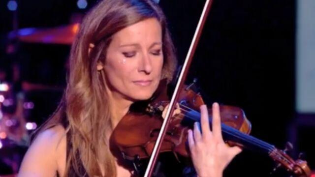 Anne Gravoin, la femme de Manuel Valls, et son violon sur France Télévisions (VIDEOS)