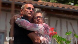 L'amour est dans le pré - Le bilan : Isabelle heureuse, Thierry, Florent et Michel seuls