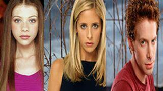 Sarah Michelle Gellar (Buffy contre les vampires) retrouve Dawn et Oz... Souvenir !