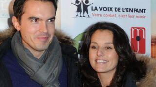 Faustine Bollaert a accouché de son deuxième enfant