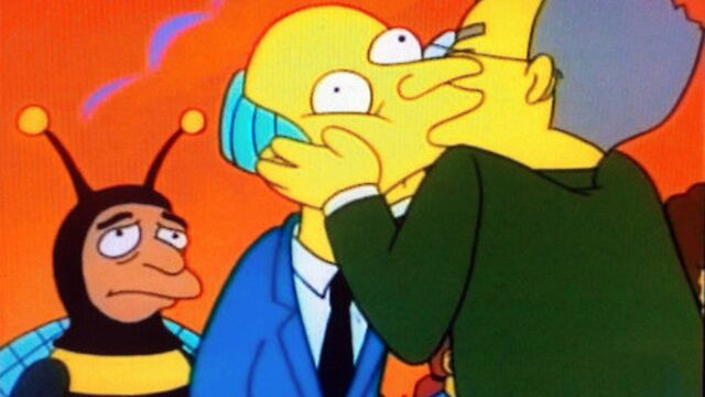 Les Simpson (saison 27) : Smithers sur le point de faire son coming out