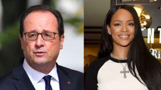 François Hollande répond à Rihanna sur Twitter !