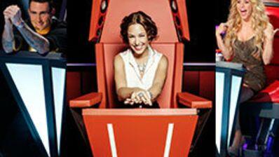 The Voice : Kylie Minogue, Usher, Seal... les coachs stars à travers le monde ! (26 PHOTOS)