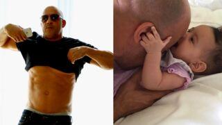Vin Diesel (xXx) : un gros dur au coeur tendre sur Instagram ! (17 PHOTOS)