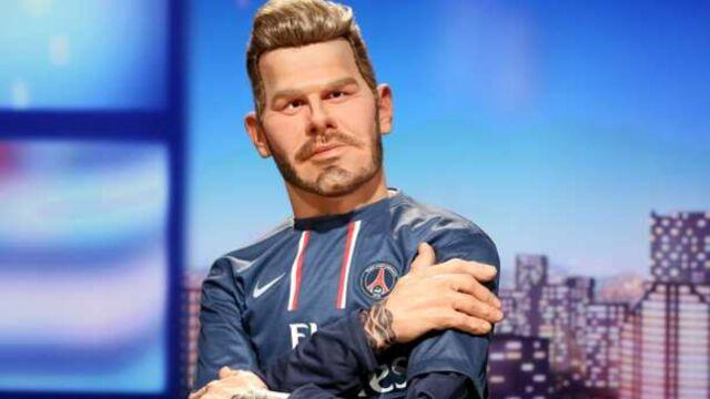 David Beckham a fait ses débuts aux Guignols (VIDEO)