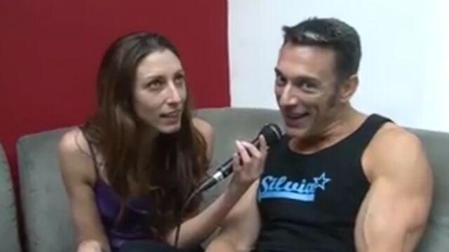 Tournée Danse avec les stars : les coulisses des répétitions avec Gérard Vives et Silvia (VIDEO)